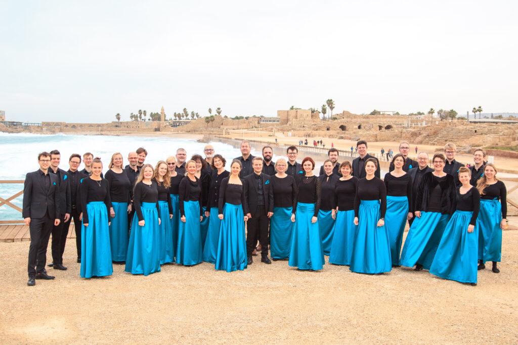CVH 2019 in Caesarea